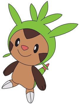 Chespin the Chosen by DigitClamFan