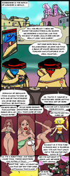 CYBER FROG vs DEMON FUSE page 1-5 by Jesse-the-art-maker
