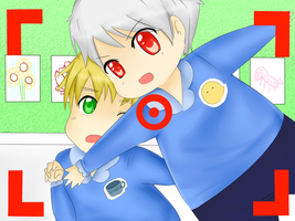 Prussia and UK by naznaz95