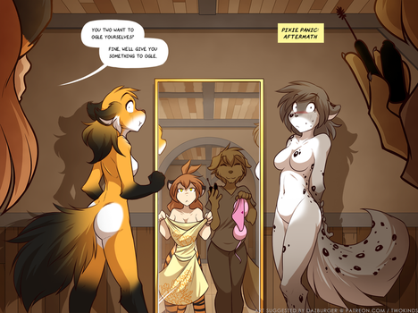 Pixie Panic: Aftermath by Twokinds
