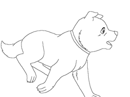 Ginga Lineart Free makeble 12 by MoonString