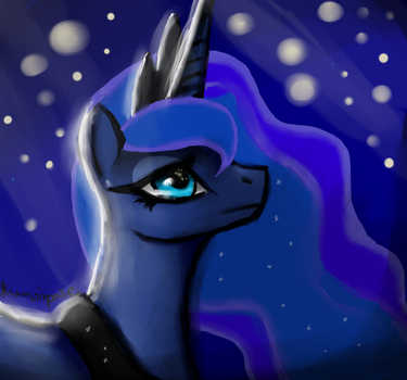 Why they don't love my night? by Kuunsirpale