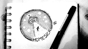 Homesick by inzanita