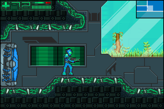 Finally another game mock up by Dinar87
