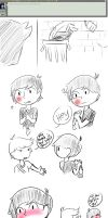 Ted x Chris ask 1 by Bratcole