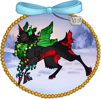 Winter Advent 20 - Smells Like Holiday Spirit by cathedraIs