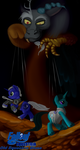 Fallout Equestria: Old Equestrian Blues by littlebuster-k2