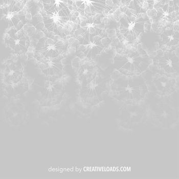 Vector Dandelion Background by Roberis