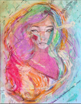 Abstract Portrait by anime-girl1709
