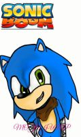 Sonic by MojoJump