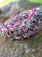 Valentine's Chainmaille by Melon-love