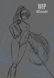 WIP - Summer Time Weiss by ADSouto