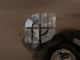 Battlefield 2142 EU Wallpaper by Firmato