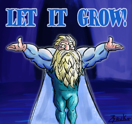 Let it Grow! by SirBruks