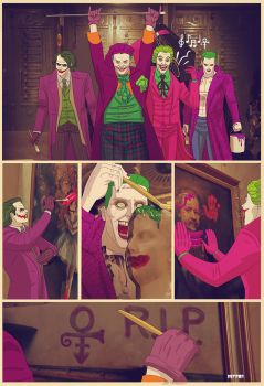 jokers... a tribute to prince by m7781