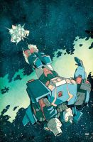 MTMTE 2 cover by dcjosh