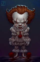 Pennywise by joifish