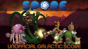 Spore UGS Title Card: Galactic Adventures by GBAura