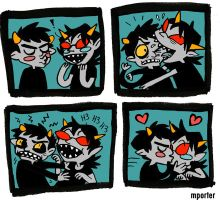 terezi you're doing it wrong by MagnoliaPearl