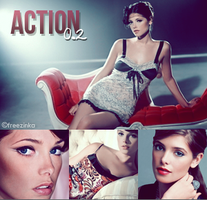 Action 0.2 by freezinka