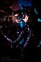 The Dark Knight Rises Inspired Catwoman Cosplay by LanaMarieLive