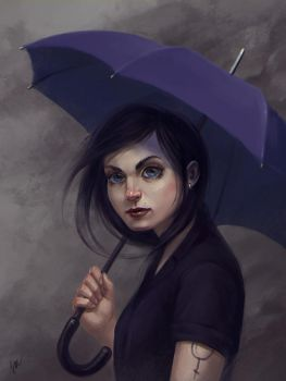 rain by inSOLense