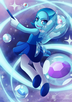 Aquamarine by padfootlet
