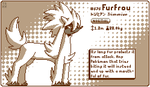 [4-color] Furfrou by TRKingKoopa