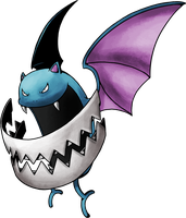 GA-HQ Pokemon 20th Collab: Crunching Golbat