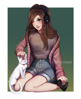 C: Pixelesque by maryfraser