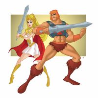 By the Power of Grayskull by BigChrisGallery