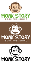 Monk Story Logo by xstortionist