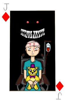 Jack of Diamonds: Maxwell Afton by Shadymissionary