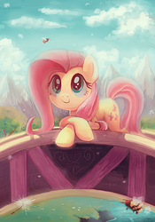 Bees in the breeze by SewYouPlushieThings