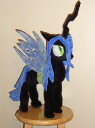 changling pony  WIP by WhiteDove-Creations