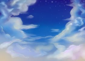 Cloud Practice by SS-Snowy