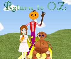 Return to OZ by LilTeri