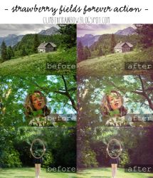 FREE Strawberry Fields Forever PS Action by Laura1995