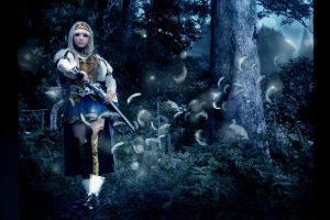 i wont return to valhalla by oruntia