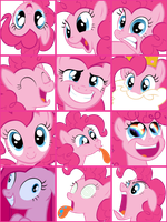 Pinkie Pie User Icons Volume 1 by ShelltoonTV