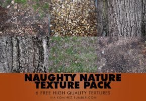 Naughty Nature Texture Pack by kgainez