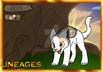 [lineages]Roto|female|teen by millemusen