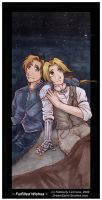 FMA: Fulfilled Wishes by Dreamspirit