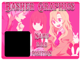 Basher Graphics Membership by nibbpower
