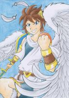 Gift: Kid Icarus by Jalohauki
