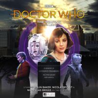 Doctor Who - The Reaping Big Finish Cover Art by GrantBattersby
