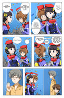 CCS: Sakura and Friends at the Aquarium Page 33 by The-Sakura-Samurai