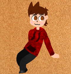Paper doll Tord by AmaraCreationz