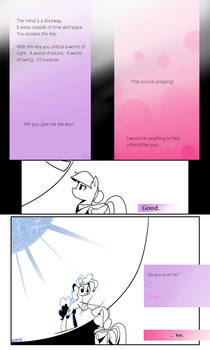 Key to the Mind p.1 by Dreatos