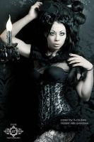 Black couture by Ophelia-Overdose